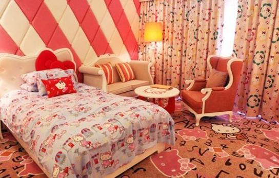 公主卧室装修