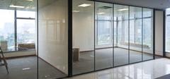 如何安全验收玻璃隔断?