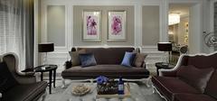沙发背景墙有哪些挂画禁忌?