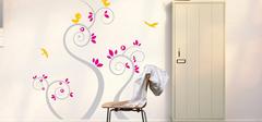 手绘墙画艺术制作,手绘墙画价格介绍!