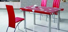 怎样养护玻璃餐桌?