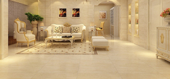 客厅地砖铺贴需要注意什么?