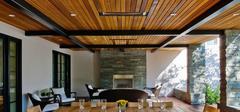 如何选择厨房用生态木吊顶?
