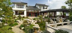 中式别墅设计要点说明