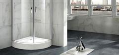 淋浴房玻璃的清洁方法有哪些?