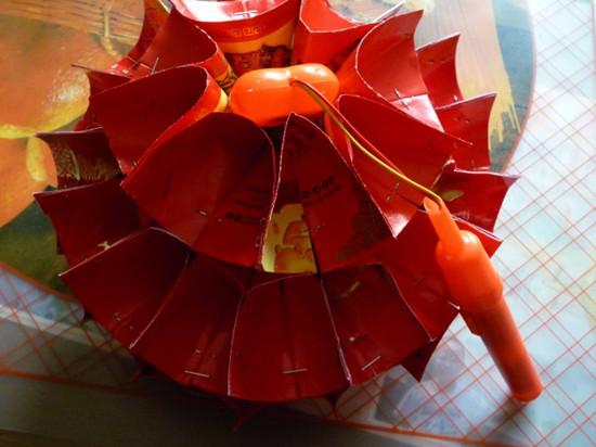 花灯制作方法