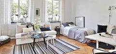 单身公寓装修效果图,单身汪的专属空间!