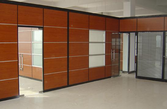 玻璃隔墙空间划分