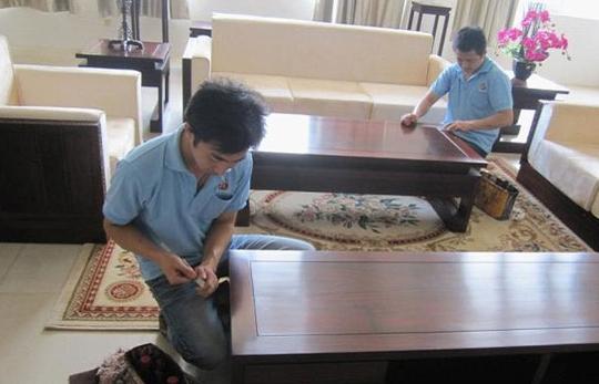 家具保养三防