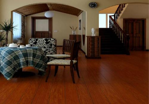 地板效果图