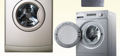 洗衣机尺寸罗列,选购须知!