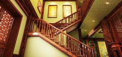 实木楼梯扶手有哪些优点?