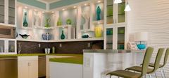 开放式厨房装修,巧妙空间利用!