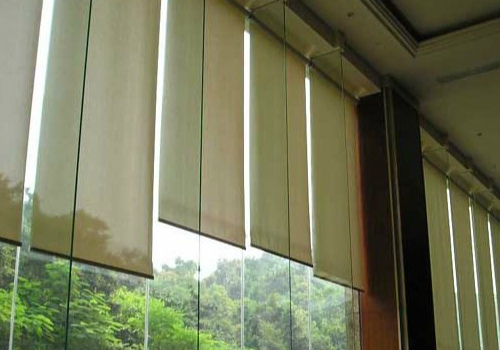 办公室窗帘