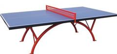 如何选择标准的乒乓球台?