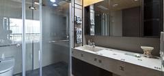卫生间隔断门的安装方法介绍