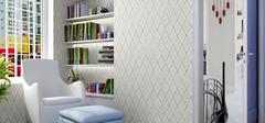 选购绿色环保的墙布有什么方法?
