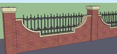 围墙设计的方法,如何设计围墙?