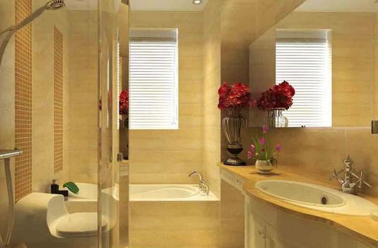 洗手间镜子风水