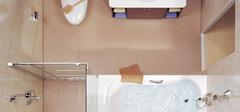 整体卫浴的清洁保养方法