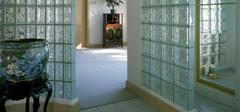 玻璃砖分类规格,隔断材料首选!