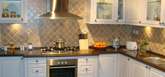 厨房风水布置,家中食禄之源!