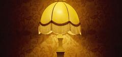 欧式台灯的选购方法