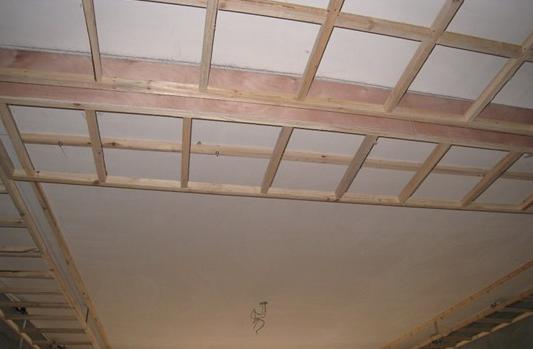 纸面石膏板施工