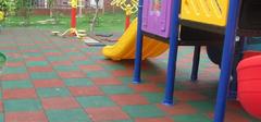 幼儿园橡胶地垫,地垫价格解析!