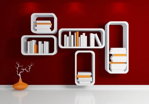 书架效果图