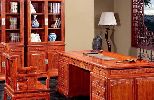 红木办公桌怎么样