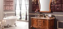 欧式浴室柜的选购技巧及优点
