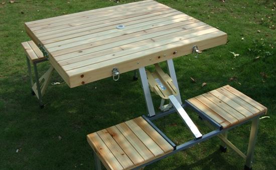 户外折叠桌