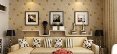 如何选购沙发背景墙壁纸?