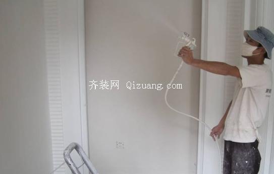 乳胶漆施工工艺介绍