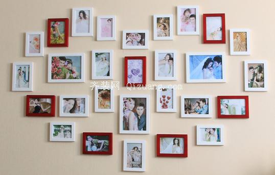 照片墙怎么挂