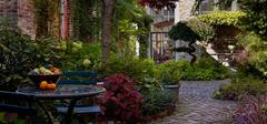 庭院设计,田园般的设计效果!