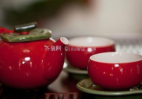 茶具效果图