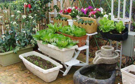 露台花园设计