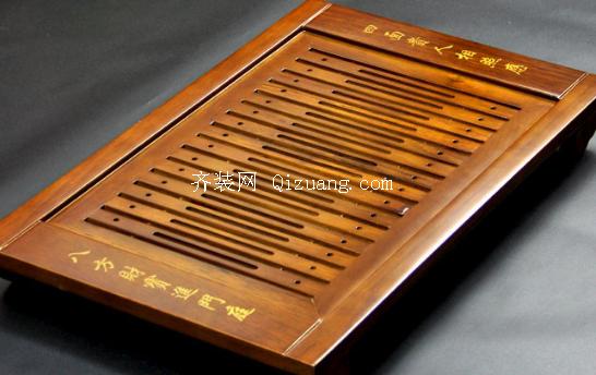 木制茶具托盘