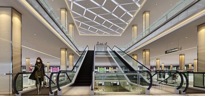 商场装修注意事项以及效果图欣赏