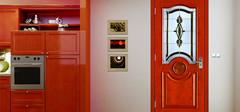 实木复合烤漆门的优缺点介绍