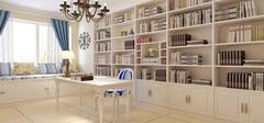 复式楼书房装修要点有哪些?