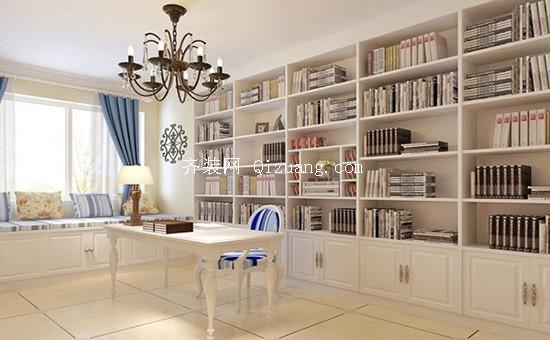 复式楼书房