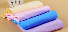 吸水毛巾的特点以及清洗注意事项