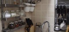 厨房挂件完美收纳,保养也需方法!