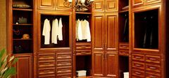 定制实木衣柜需要注意什么?