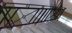 铁艺楼梯扶手如何保养?