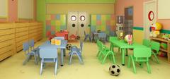 儿童房地面装修,装修材料选购!