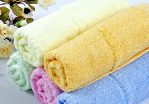 毛巾效果图